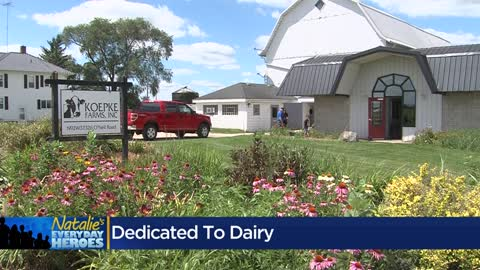 Natalie's Everyday Heroes: John Koepke, fifth generation dairy farmer