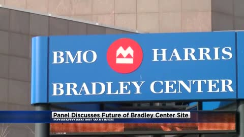 What will replace Bradley Center space?