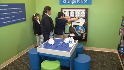 New bank opens near 42nd and Oklahoma, features kids area