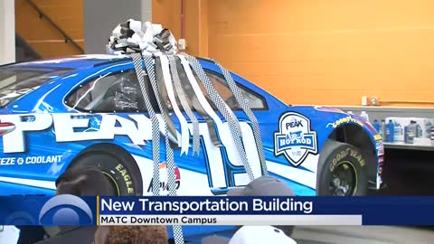 MATC unveils new hands-on automotive lab