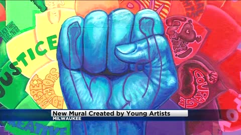 Mural unveiled in Milwaukee's Midtown Neighborhood