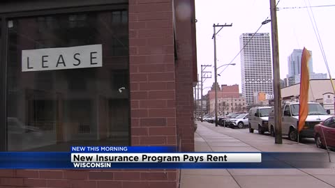 New insurance program pays rent