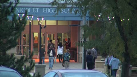 Nicolet High School officials launch investigation after student reports sexual abuse by teacher in 1980's