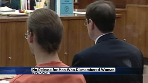 No release for man who dismembered woman in 2003