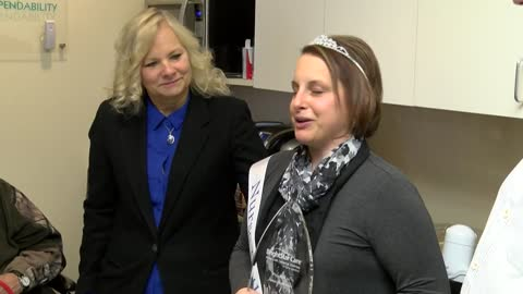 "Washington County woman named ""Midwest Nurse of the Year"""