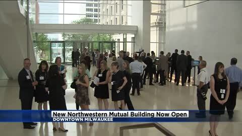 SLIDESHOW: Northwestern Mutual celebrates grand opening of Tower and Commons