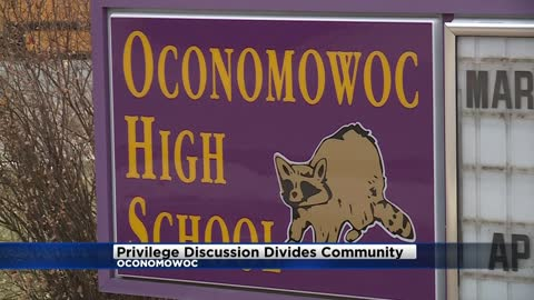 Room overflows as Oconomowoc School Board takes up resolution to discuss privilege, diversity in school