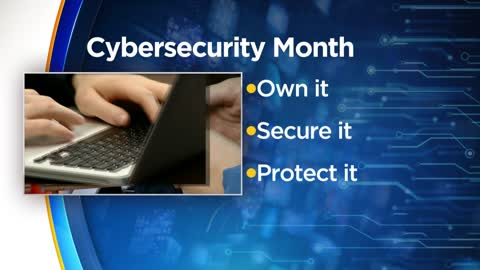 October marks Cybersecurity Awareness Month in Wisconsin