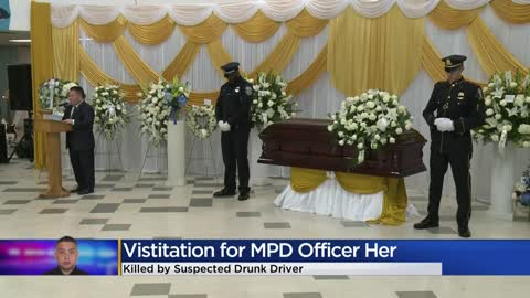 UPDATE: Services for fallen Milwaukee Police Officer Kou Her being held Saturday, Sunday