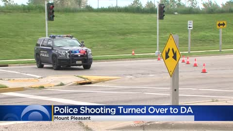 Mount Pleasant officer-involved shooting turned over to DA
