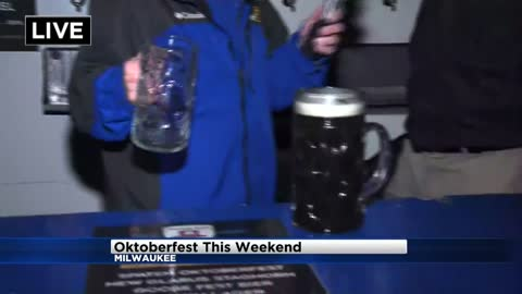 There's still plenty of Oktoberfest in October