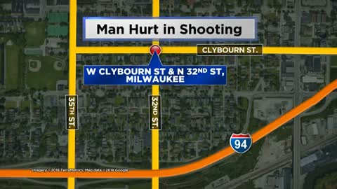 UPDATE: Man shot during attempted robbery in Milwaukee, police searching for suspect