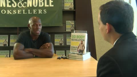 One-on-one with Donald Driver as he reflects on past Packers Bears rivalries