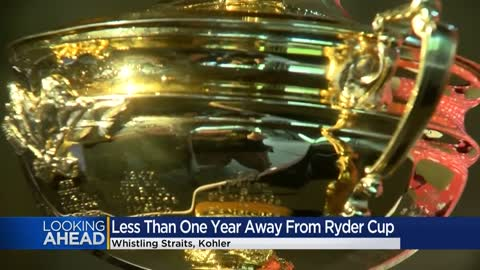 Whistling Straits celebrates 'Year to Go' to Ryder Cup
