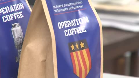 Local veteran raising awareness of veteran suicides through Operation Coffee