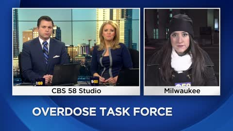 Milwaukee police to announce Overdose Task Force