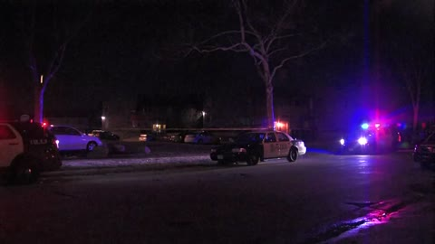 One dead, one injured following overnight shooting