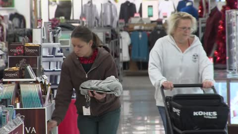 Overnight shoppers say it's not that they waited, rather trying to edge out competition for hard to get items