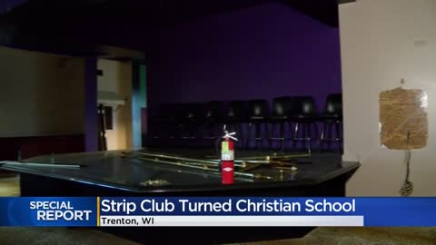Ozaukee Christian School to begin classes in former strip club