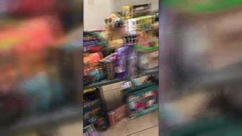 Packers Kenny Clark says thousands of dollars worth of toys for kids in need stolen