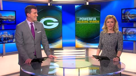 Special Report: Meet the powerful Packers women who play big role in team's success