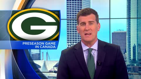 Packers to play preseason game in Winnipeg vs. Raiders