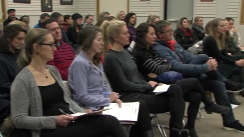Parents pack school board meeting to voice concerns over new...