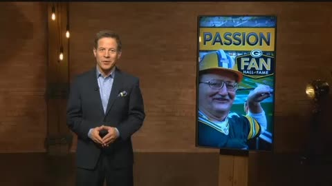 Passion of Packers fan inspires others