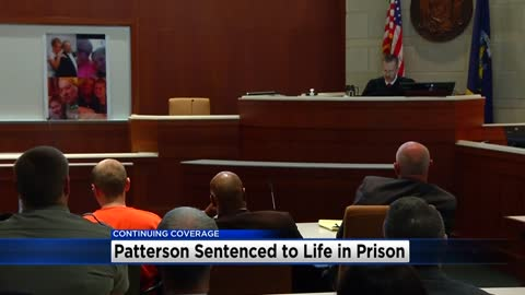 Jake Patterson sentenced to life in prison, 40 years for Closs...