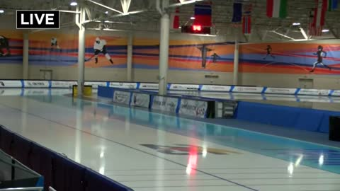 Speedskating into Olympic Contention this week at the Pettit Center