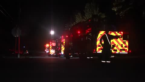 Dog alerts Pewaukee family during house fire, no one hurt