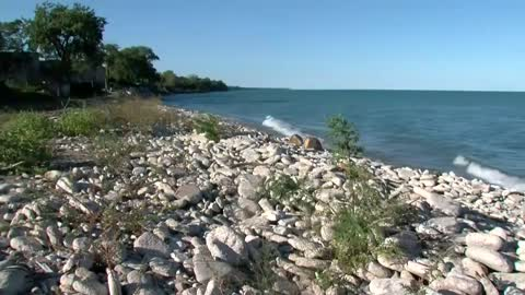 Aldermen want life rings at North Pier in Kenosha
