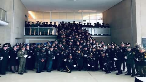 'Never forget': Hundreds of Milwaukee officers converge on Washington D.C. to honor the fallen