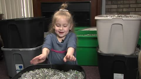Pop tabs for a good cause: A 5-year-old Wisconsin girl needs your help to honor her brother