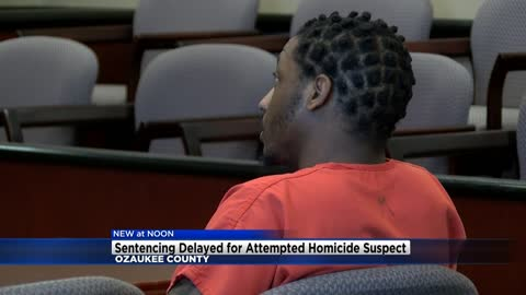 Sentencing postponed for man accused of shooting Port Washington...
