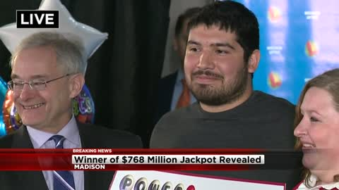 """I just had that lucky feeling:"" 24-year-old West Allis man..."