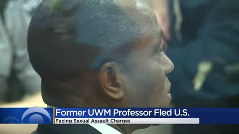 UW-Milwaukee professor charged with sexual assault has fled the...