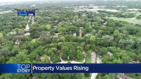 Some homeowners concerned about tax increases after property assessments released