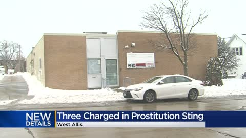 3 facing prostitution charges following closure of West Allis...