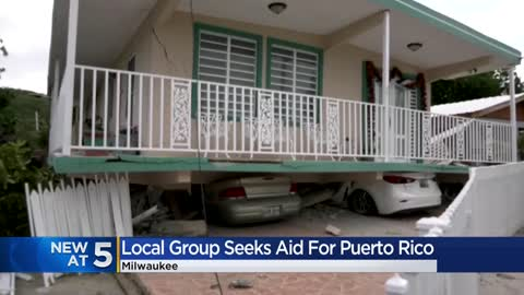 Local group calls on Congress to help Puerto Rico