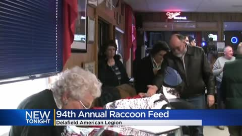 Delafield American Legion to host 95th annual raccoon feed fundraiser
