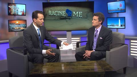 Racine & Me, July 13, 2017: Racine County's 200-Year Flood, Forecasting the Storm, and Waterford BalloonFest