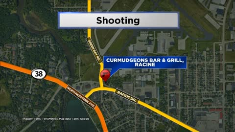 Racine bar shooting leaves one injured