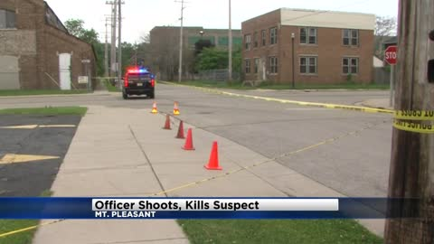 One person dead following officer-involved shooting in Mount...