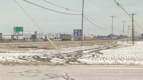 Portions of road close in Racine County due to Foxconn construction