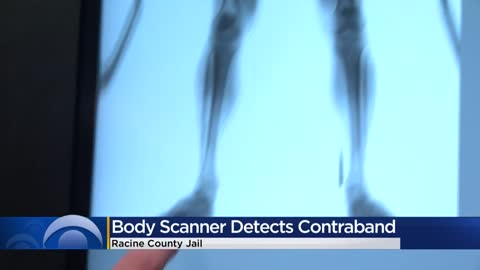 Racine County Jail using high-tech scanner to improve safety
