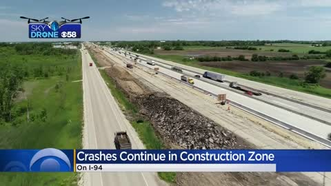 "WisDOT ""open"" to changes on I-94 construction but say it's..."
