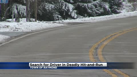 UPDATE: Death of 61-year-old man in Racine County ruled blunt force trauma from hit-and-run
