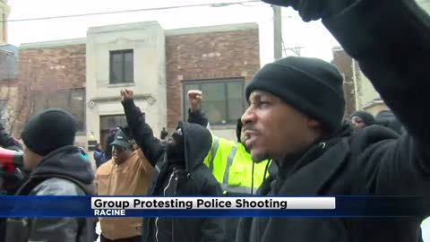 Group calls for justice in Racine officer-involved shooting death