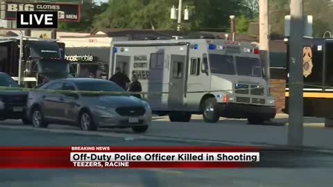 Off-duty Racine Police officer shot, killed while trying to...